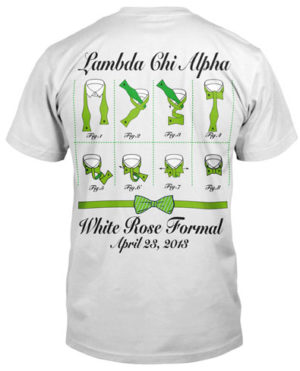 Lambda Chi Alpha White Rose Formal