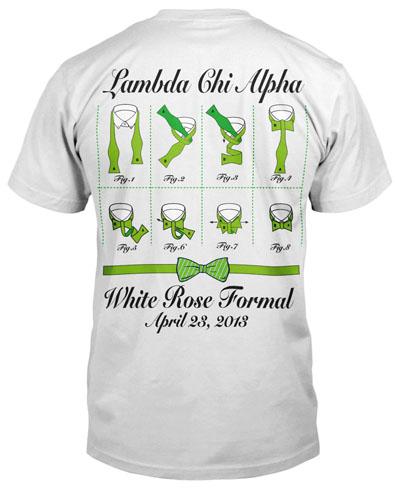 Lambda Chi Alpha White Rose Formal