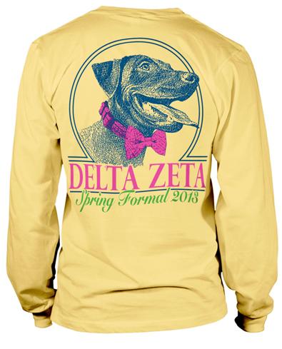 Delta Zeta Spring Formal