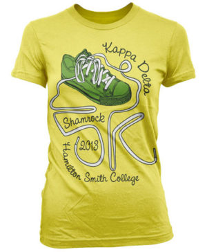 Kappa Delta Shamrock Shirt