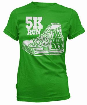 Kappa Delta Shamrock T-Shirt