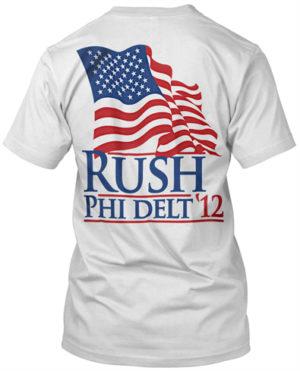 Phi Delta Theta Rush Shirt