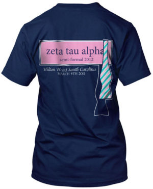 Zeta Tau Alpha Semi Formal