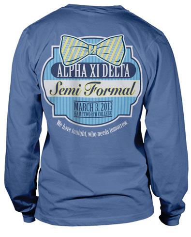 Alpha Xi Delta Semi Formal