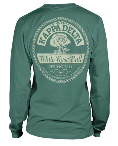 Kappa Delta White Rose Ball