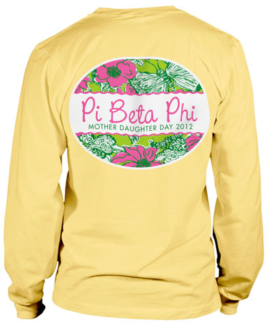 Pi Beta Phi Mother Daughter Day