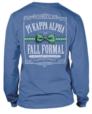 Pi Kappa Alpha Fall Formal