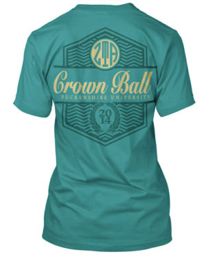 Zeta Tau Alpha Crown Ball