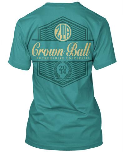 Zeta Tau Alpha Crown Ball