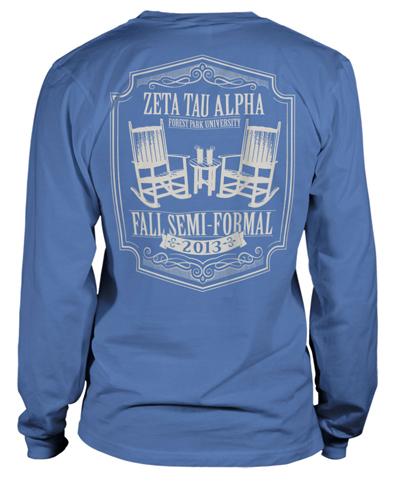 Zeta Tau Alpha Fall Semi Formal