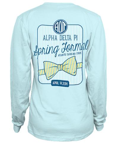 alpha delta pi apparel