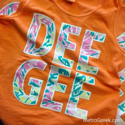 Delta Gamma Spring T-shirt