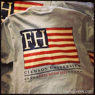 Farmhouse Patriotic T-shirt