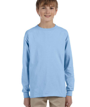 Gildan Long Sleeve Youth T-shirt