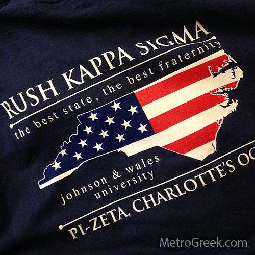 Kappa Sigma Recruitment T-shirt