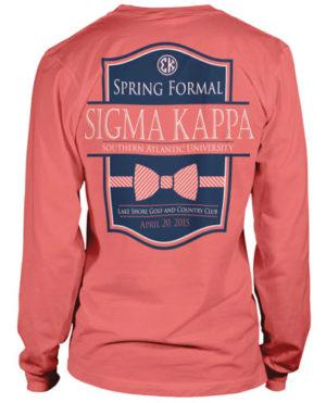 Sigma Kappa Spring Formal