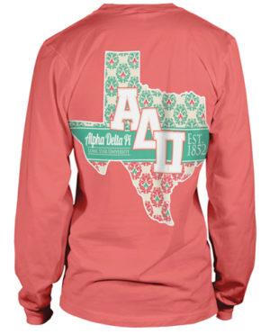 Alpha Delta Pi Texas