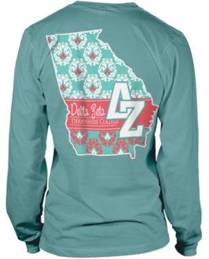 Delta Zeta State Shirt