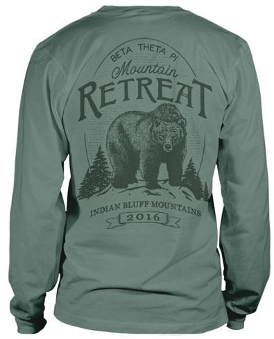 Beta Theta Pi Mountain T-shirt