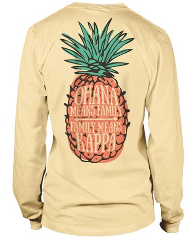 1006 Ohana Means Family T Shirt Greekshirts