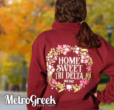 Tri Delta Sweat Shirt