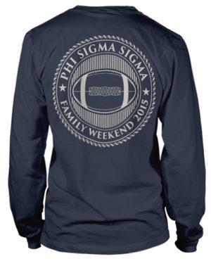 Phi Sigma Sigma Family T-shirt