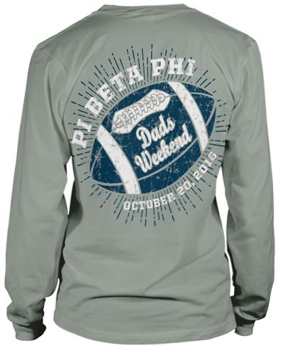 Pi Beta Phi Dad's Weekend T-shirt