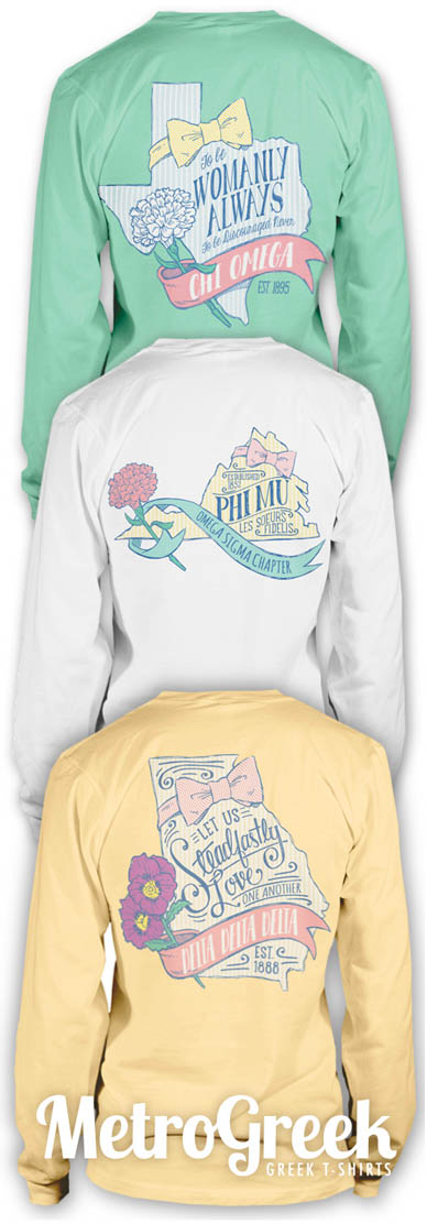 Sorority State T-shirts
