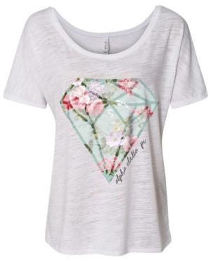 Alpha Delta Pi Bella Slouchy T-shirt