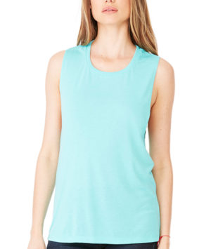 8803 Bella Muscle Tank Top