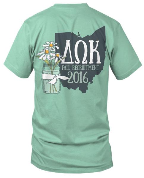 Delta Omega Kappa T-shirt