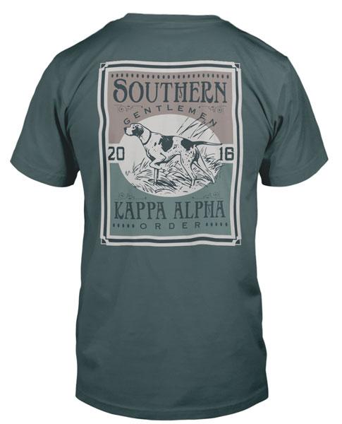 Kappa Alpha Order T-shirt Gentlemen