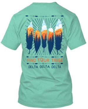 Delta Delta Delta T-shirt