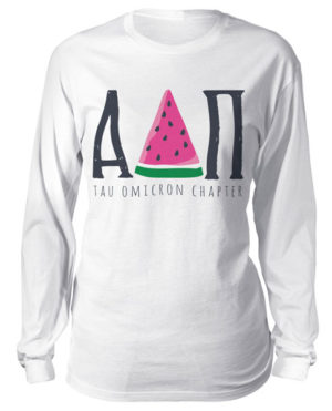 Alpha Delta Pi Watermelon T-shirt