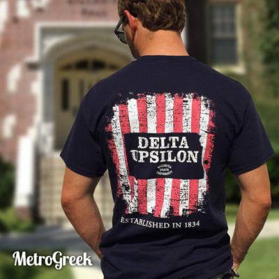 Delta Upsilon Rush T-shirt