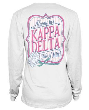 Kappa Delta Preppy T-shirt