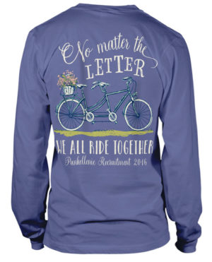 Panhellenic Recruitment T-shirt