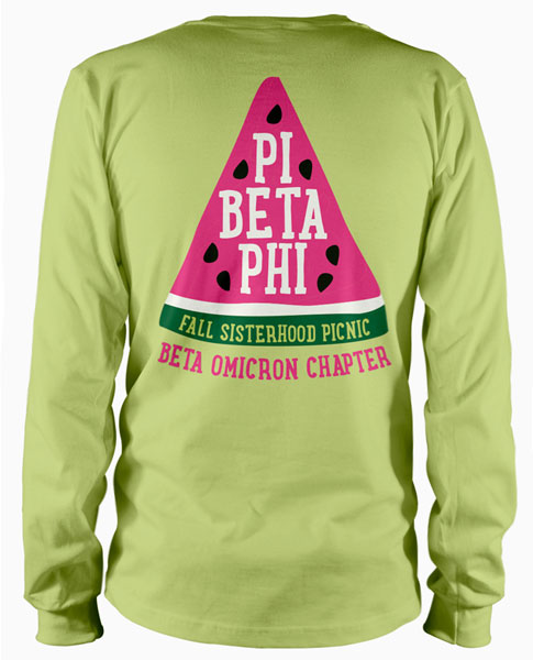 Pi Beta Phi Sisterhood Picnic T-shirt