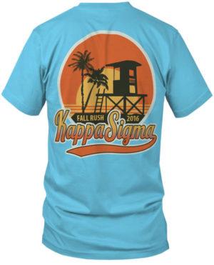 Kappa Sigma Rush T-shirts