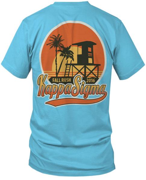 Kappa sigma shirts t shirt design database for Fraternity rush shirt ideas
