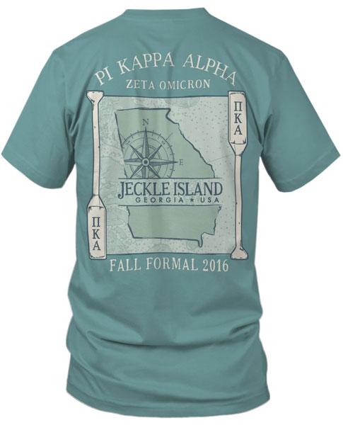 Pi Kappa Alpha T-shirts