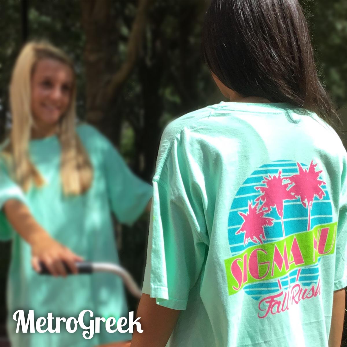 Rush Shirts Greek Catalyst Psm