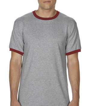 Gildan 2600 Ringer T-shirt