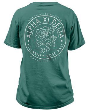 Rose Formal T-Shirt