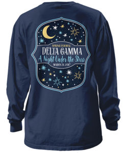 A Night Under the Stars Formal T-shirt