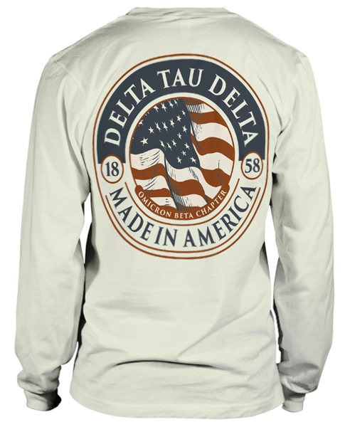 Rush delta tau delta the image kid has it for Southern fraternity rush shirts