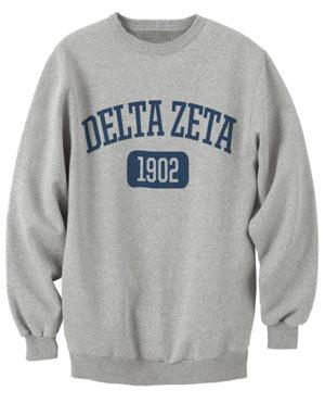 Delta Zeta Collegiate Sweatshirt