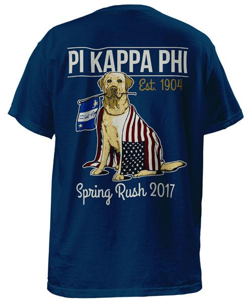 Pi Kappa Phi Rush Tshirt