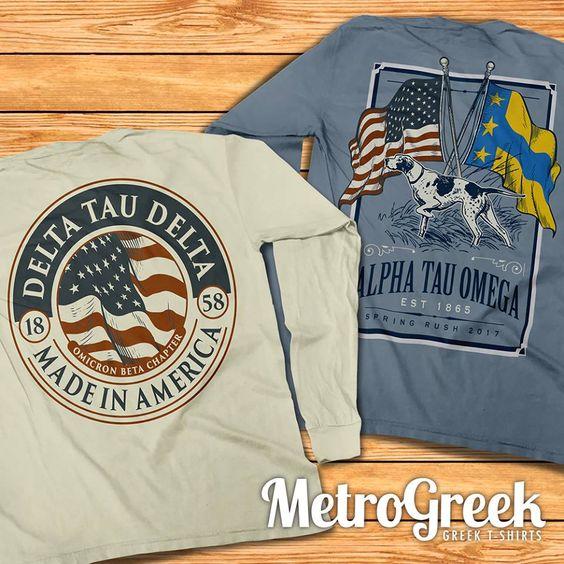 Fraternity Shirt Ideas for 2017