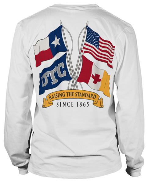Kappa Alpha Flag Rush T-shirt